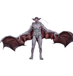 Batman Arkham Knight Action Figure Man-Bat 17 cm