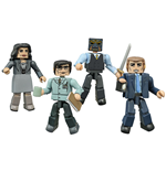 Gotham Minimates Action Figures 5 cm Series 1 Box Set
