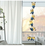 Minions Wall Stickers Windows Chains