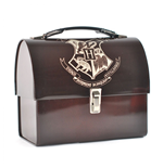 Harry Potter Small Metal Suitcase - Hogwarts Crest