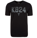 Nike Kobe Verbiage Basketball Tee (Black)