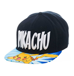 POKEMON Unisex Lightning Pikachu Snapback Baseball Cap, One Size, Multi-Colour