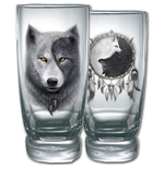 Wolf Chi - Water Glasses - Set of 2