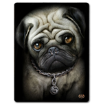 Pug Life - Fleece Blanket