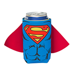 DC SUPERMAN Caped Koozie