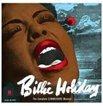 Vynil Billie Holiday - The Complete Commodore Masters