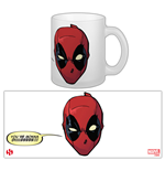Marvel Comics Mug Deadpool Gonna Die