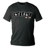 The Big Bang Theory T-Shirt Bazinga Periodic Table