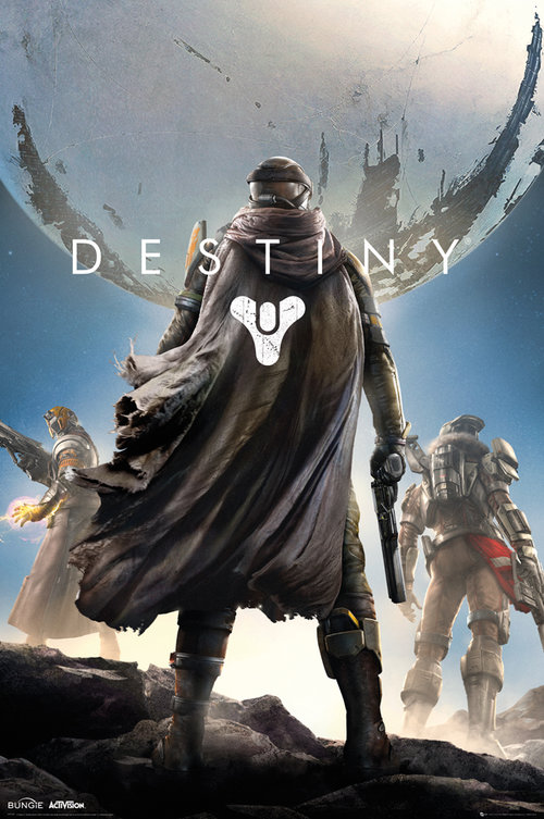 Destiny Key Art Maxi Poster
