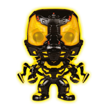 Ant-Man POP! Marvel Vinyl Figure Yellowjacket Glow in the Dark Limited Edition 9 cm