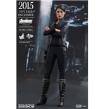 Avengers Age of Ultron Movie Masterpiece Action Figure 1/6 Maria Hill Toy Fair Exclusive 2015 29 cm