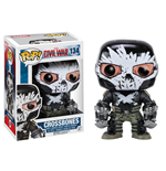 Captain America Civil War POP! Vinyl Bobble-Head Crossbones 10 cm