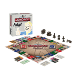 Fallout Board Game Monopoly Collector's Edition *German Version*