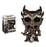The Elder Scrolls V Skyrim POP! Games Vinyl Figure Daedrick Warrior 9 cm