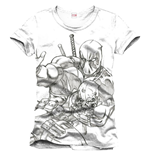 Deadpool T-shirt 195086