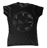 Game of Thrones T-shirt 195123