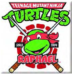 Ninja Turtles Magnet 195299