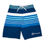 BUD LIGHT Men's Blue Board Shorts