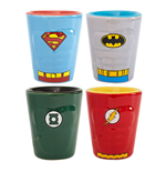 DC Heroes Shot Glass Set