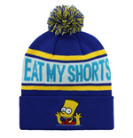 The Simpsons Beanie - Eat My Shorts