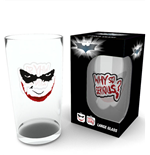 Batman The Dark Knight Pint Glass Why So Serious