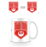 Star Wars Episode VII Mug Resistance