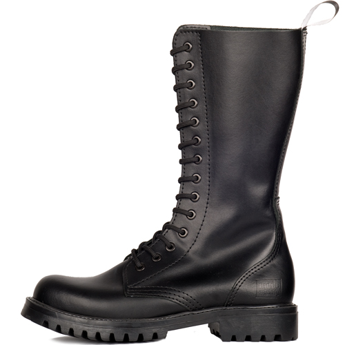 Mode Wichtig 14-Eye Classic Boots Leather