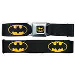 BATMAN Logo Seatbelt Buckle Belt