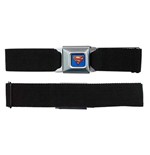 SUPERMAN Blank Seatbelt Buckle Belt