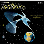 Vynil Russ Garcia And Historic Orchestra - Fantastica (Music From Outer Space)