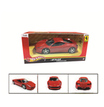 1:43 Ferrari 458 Italia Red Diecast Model