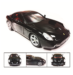 1:18 Ferrari 575 GTZ by Zagato Black Diecast Model