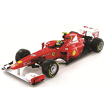 1:18 2011 F1 Racing Line Ferrari - Massa Diecast Model