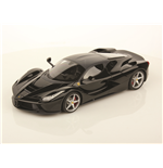1:18 LaFerrari Matt Black Diecast Model