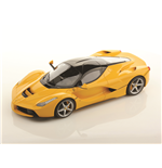 1:24 LaFerrari Yellow Diecast Model