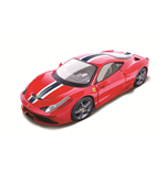 1:18 Ferrari 458 Speciale Red Diecast Model