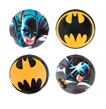 BATMAN 4 Pack Buttons