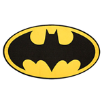 BATMAN Comic Emblem Logo Patch