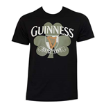 GUINNESS Established Black Tee Shirt