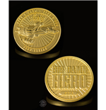 Firefly Online Challenge Coin SDCC 2015 Exclusive (gold plated)