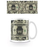 Breaking Bad Mug Heisenberg Dollar