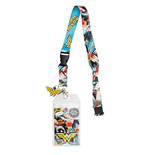 WONDER WOMAN Lanyard