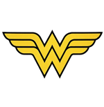 WONDER WOMAN 12 Inch Patch