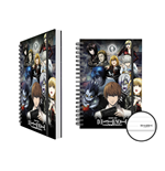 Death Note Notebook A5 Collage Case (12)
