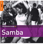 Vynil Rough Guide To Samba (The)