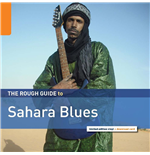 Vynil Rough Guide To Sahara Blues (The)