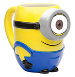 Despicable Me 3D Ceramic Mug Stuart