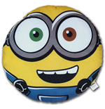 Minions Plush Cushion Bob 36 x 36 cm