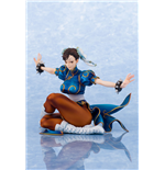 Street Fighter III 3rd Strike Fighters PVC Statue 1/8 Legendary Chun-Li 14 cm