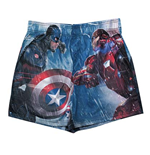 Captain America Civil War Boxer Shorts